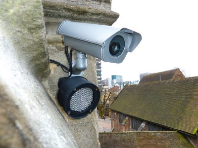 CCTV, Croydon Minster 1