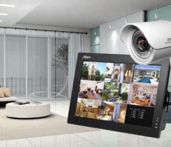 cctv cameras with monitor