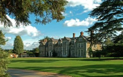 Loseley Park house and garden