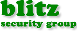 blitz security logo