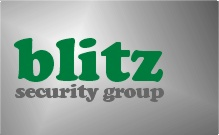 blitz security group logo