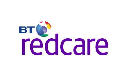 BT redcare logo