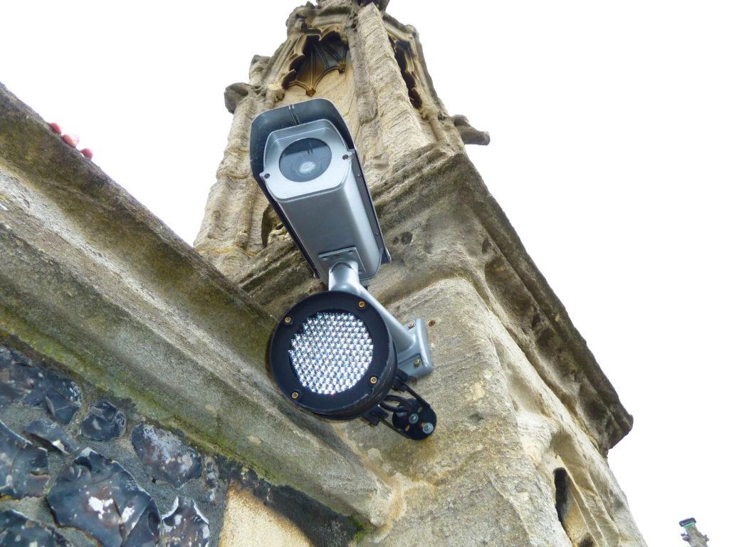 CCTV, Croydon Minster 2
