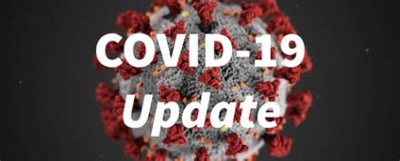 Covid 19 virus particle
